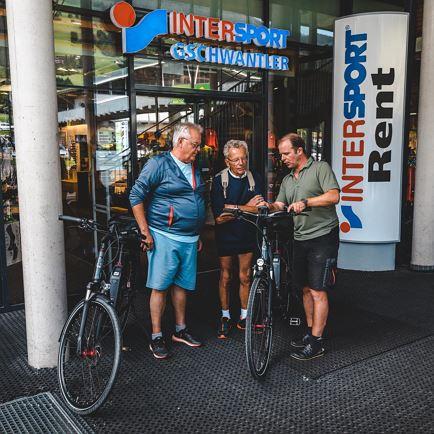 Intersport Gschwantler - Radverleih